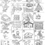 15 Best Images Of Guess Who I AM Worksheet Letter S