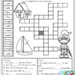 4Th Grade Crossword Puzzles Printable Printable