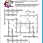 Anagram Crossword Celebrities Crossword Word Search