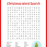 Fall Word Search Free Printable Worksheet