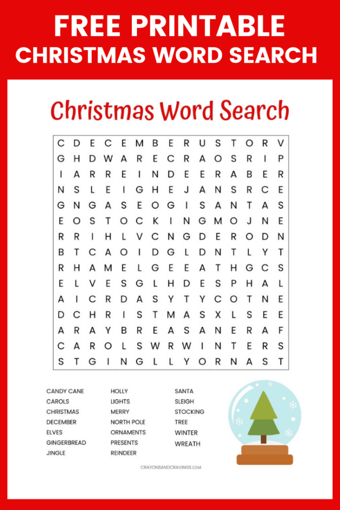 Fall Word Search Free Printable Worksheet