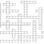 Free Crossword Puzzle Maker Printable