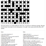 Guardian Quick Crossword Printable Version Printable