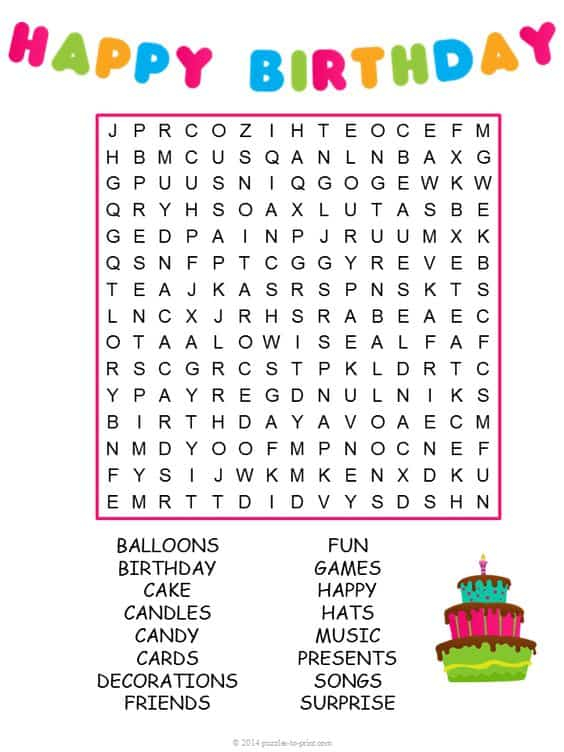 Have Fun And Celebrate With 50th Birthday Party Games