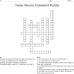 History Crossword Puzzles Printable Printable Crossword