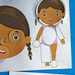 My Body Parts Printable Puzzles Totschooling Toddler