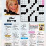 People Magazine Crossword Puzzles To Print Crossword