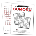 Print At Home Sumoku Kappa Puzzles