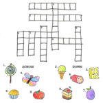 Printable Crossword Puzzles For 6 Year Olds Printable