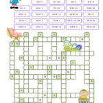 Printable Word Puzzles For 7 Year Olds Printable