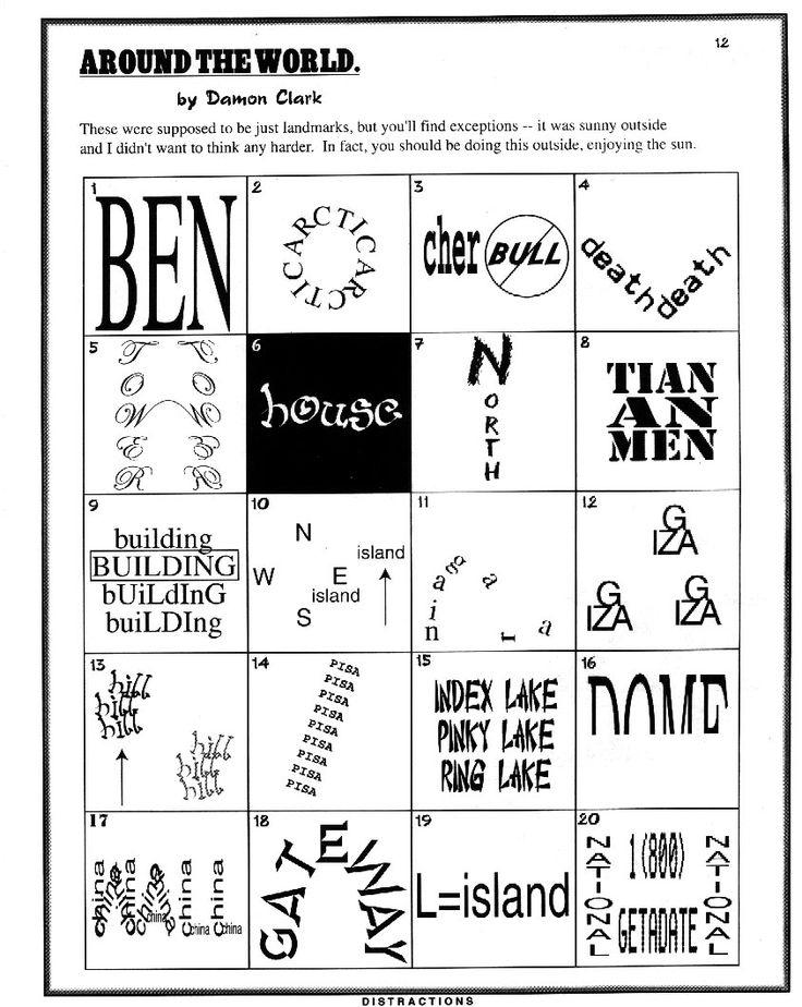 The 25 Best Rebus Puzzles Ideas On Pinterest Break Word