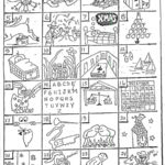 Christmas Rebus Puzzles With Answers Christmas Song
