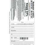 Expired Menards Rebate Forms Fill Out And Sign Printable