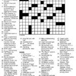 Printable Baseball Crossword Puzzles Printable Crossword