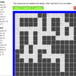 Printable Crossword Puzzles In Afrikaans Printable