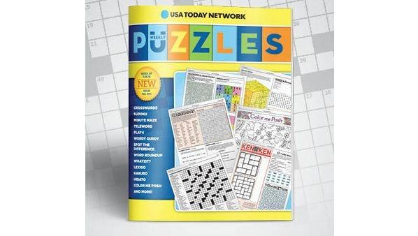 Detroit Free Press Crossword Printable