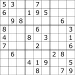Sudoku Grid Under Bergdorfbib Co Printable 12X12