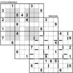 Wendy S Puzzle Triple Loco Sudoku Sudoku Variations