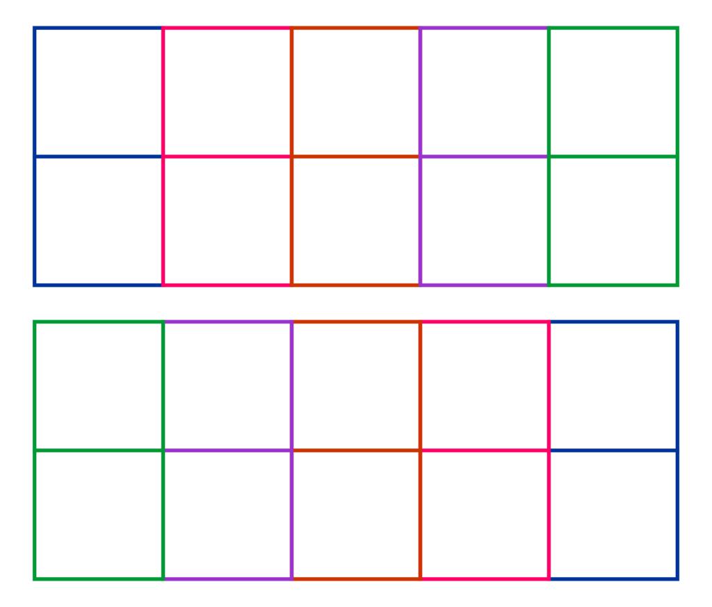 10 Best Blank Double Ten Frame Printable Printablee