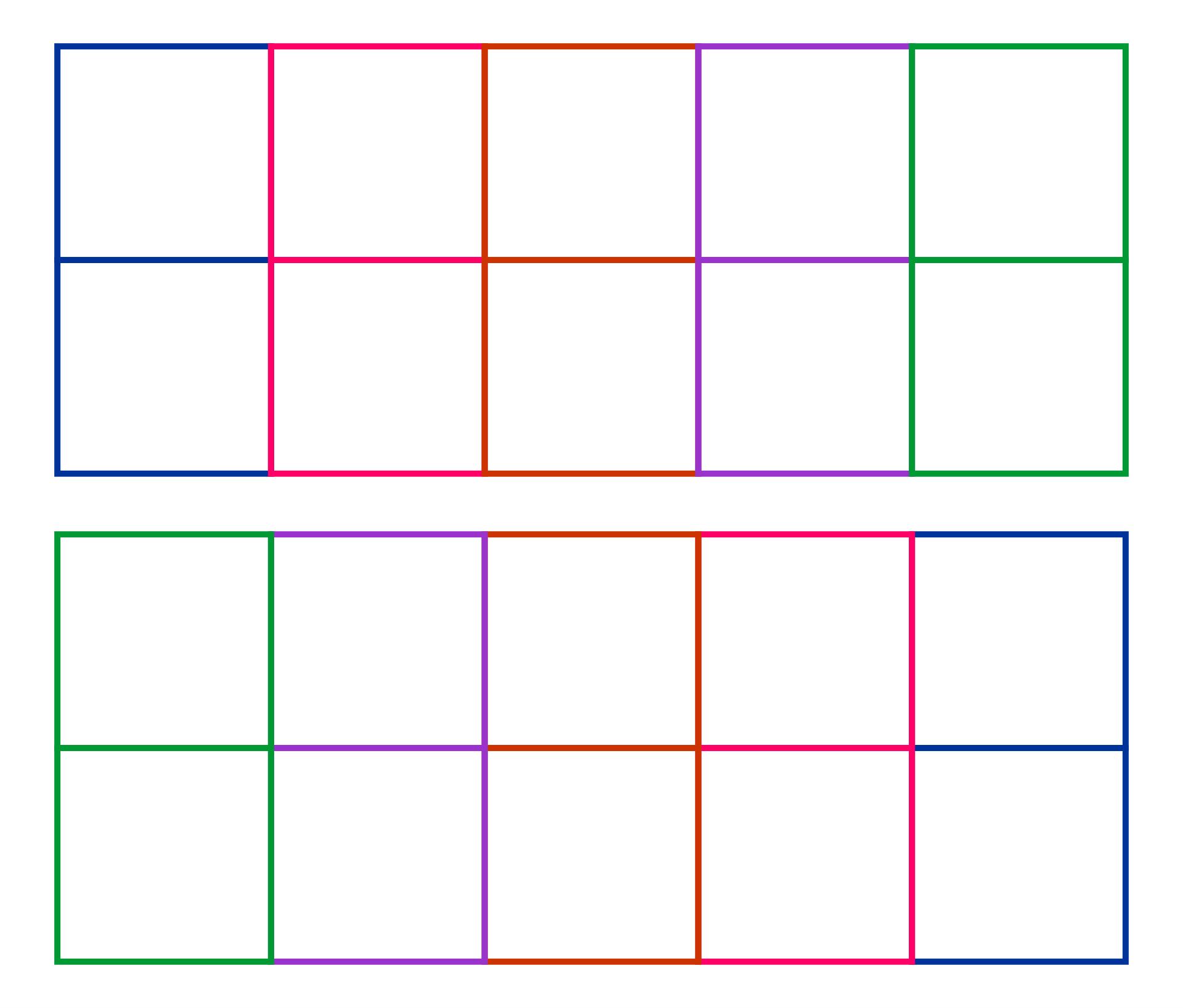 10 Frame Printable
