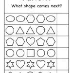 10 Best Printable Preschool Worksheets Printablee
