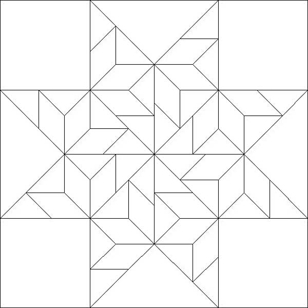 Free Printable Quilt Patterns