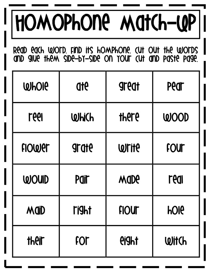 First Grade Printable Worksheets