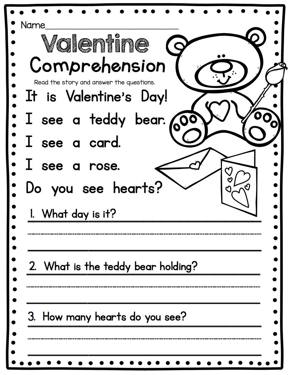 Printable Worksheets For Grade 1