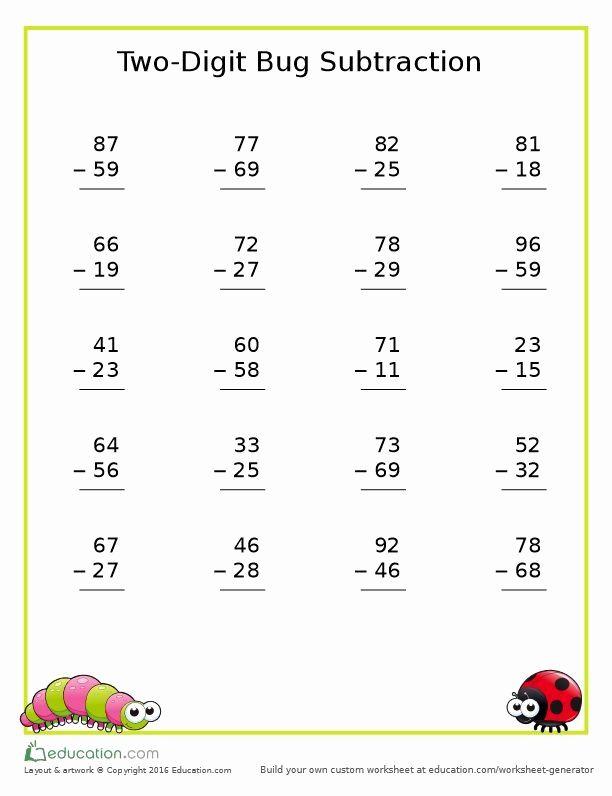 Grade 2 Free Printable Math Worksheets