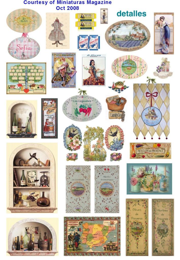 49 Free Dollhouse Printable Wallpaper On WallpaperSafari