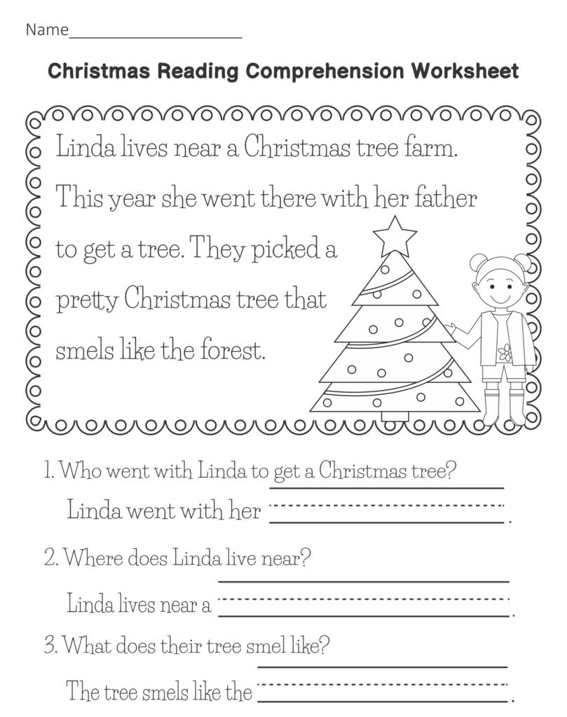 7 Best Kindergarten Christmas Activities Free Printable