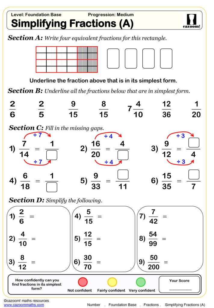 7th Grade Math Worksheets PDF Printable Worksheets