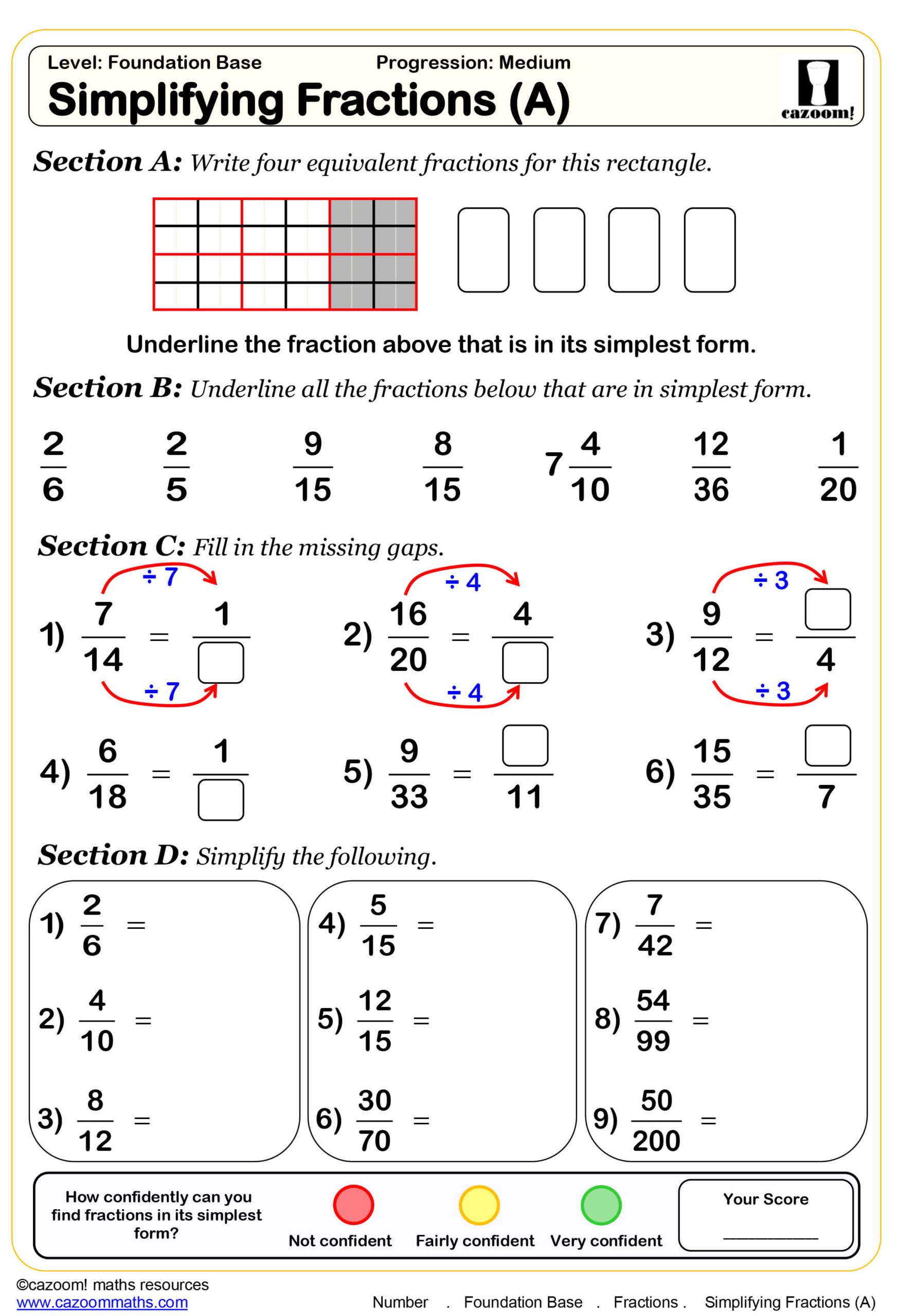 Grade 7 Free Printable Worksheets