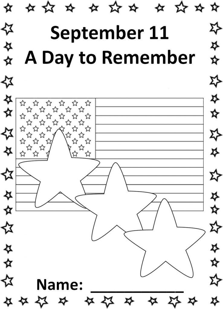 9/11 Free Printable Worksheets
