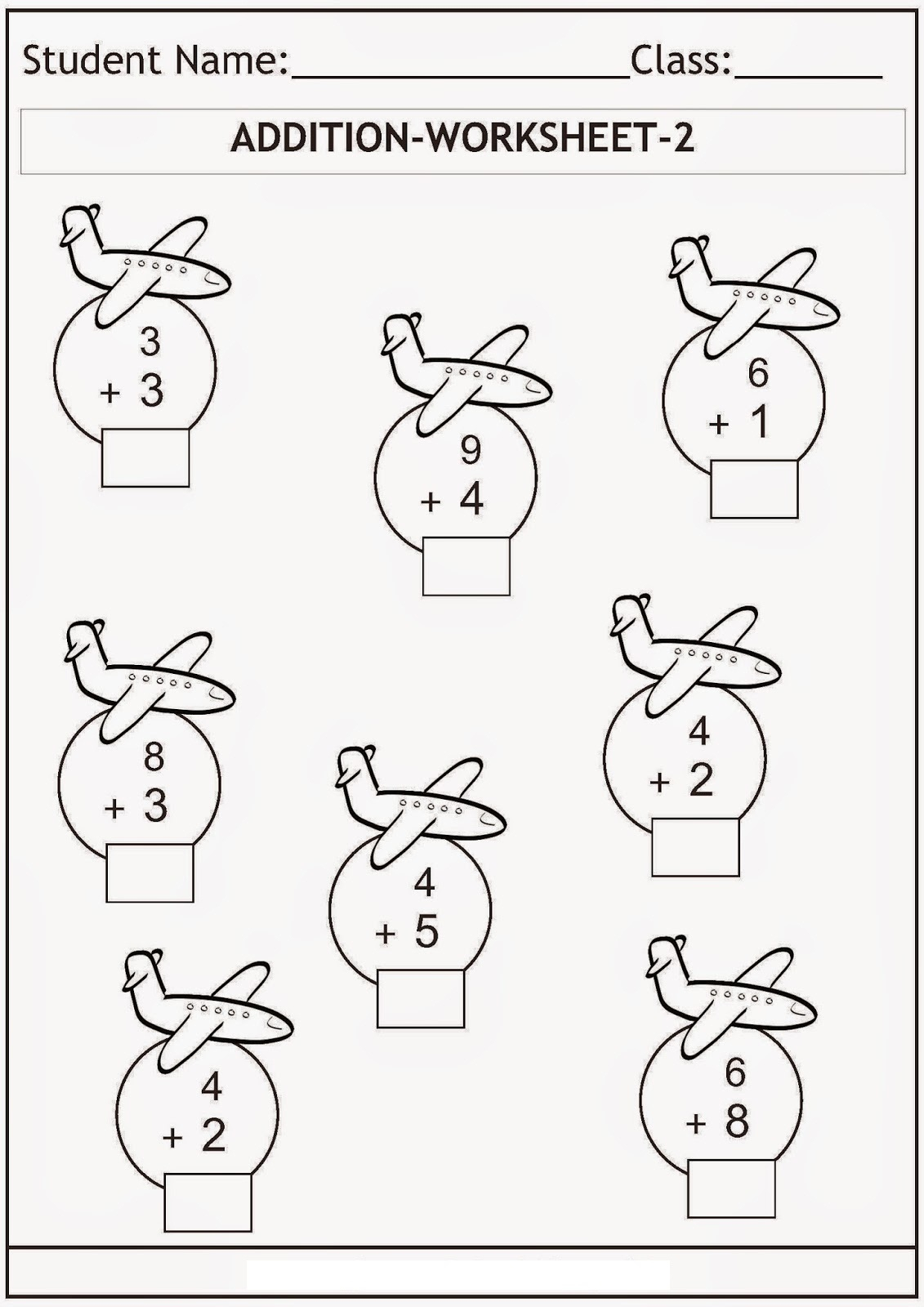 Activity Sheets For Grade 1
