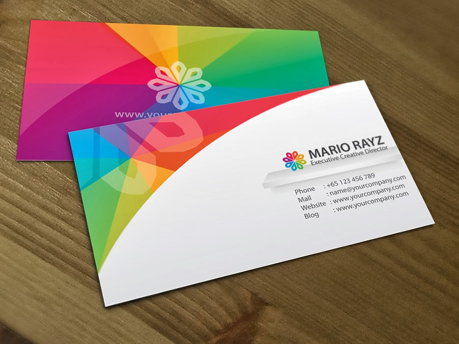 Free Printable Business Cards