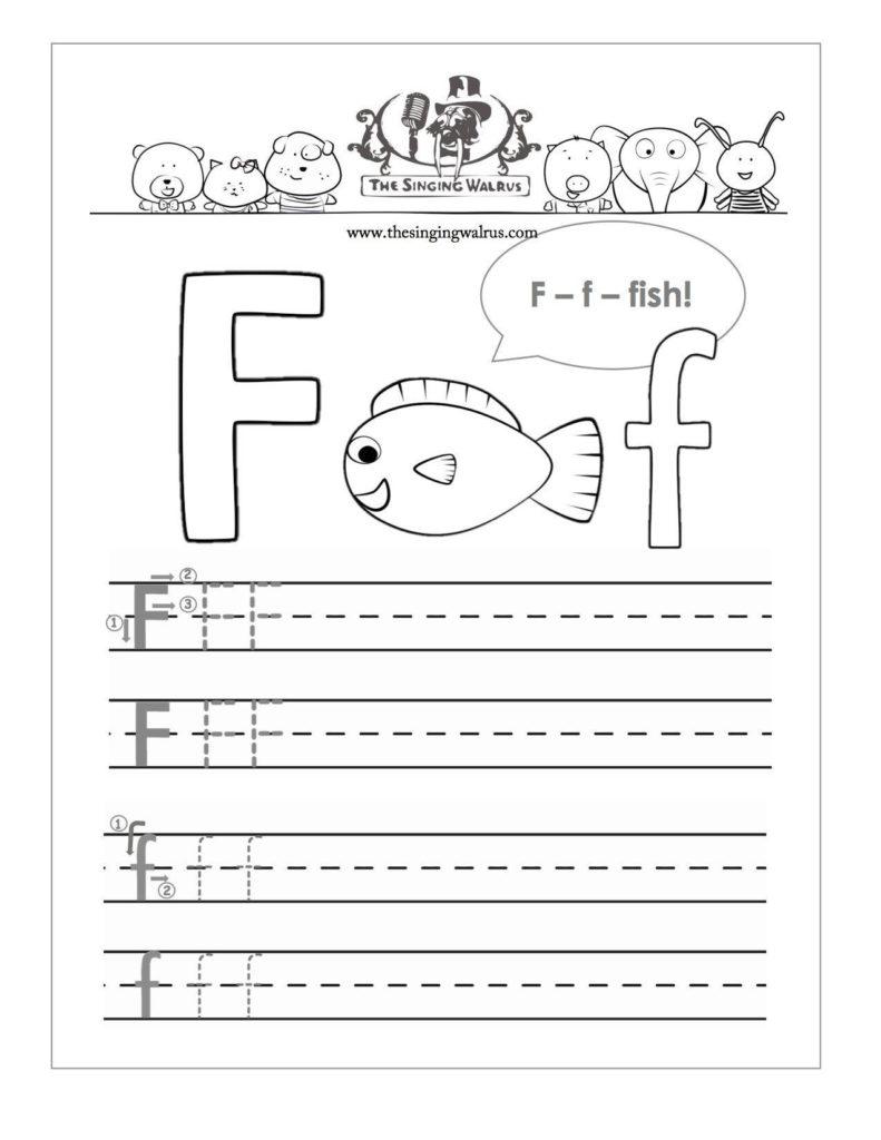 Alphabet Practice Sheets Letter Worksheets