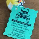 Digital Jeep Duck Tags DuckingJeeps Printable Tags Etsy
