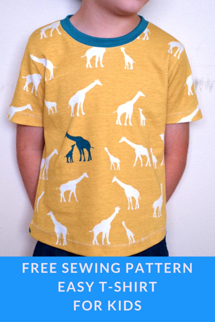 T-shirt Pattern Free Printable