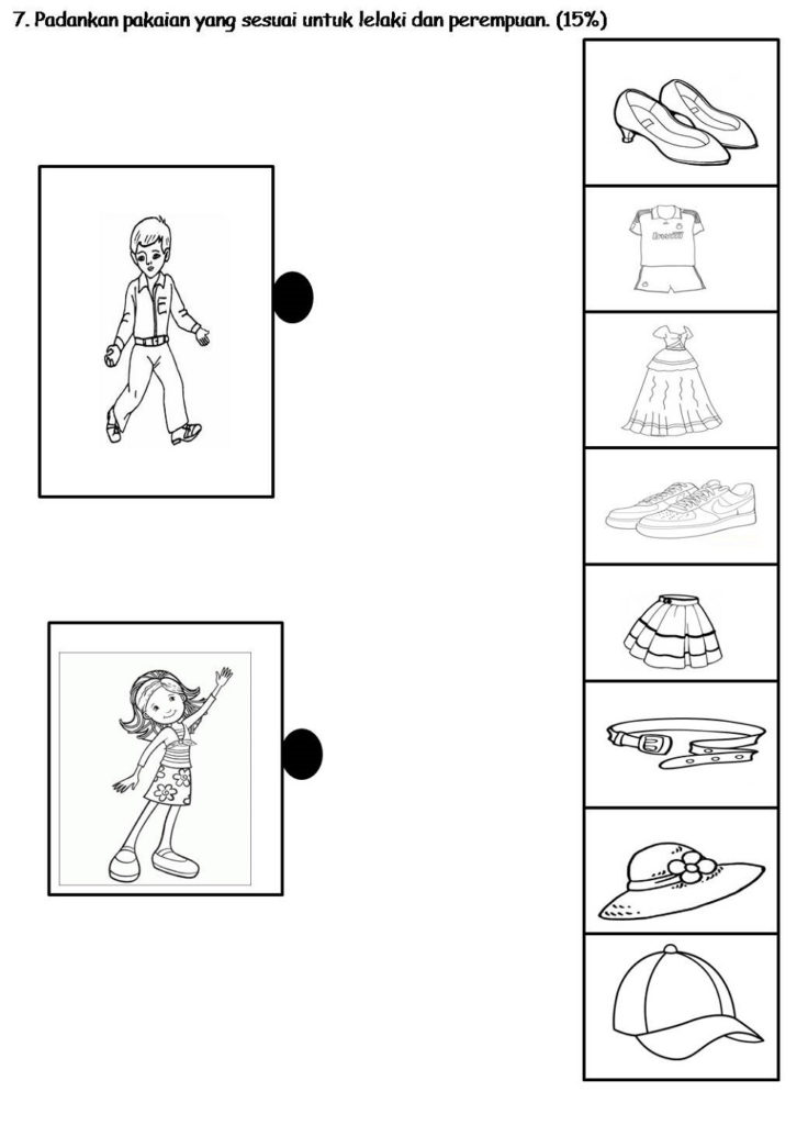 Free And Printable Worksheets For 5 Year Olds 101 Activity
