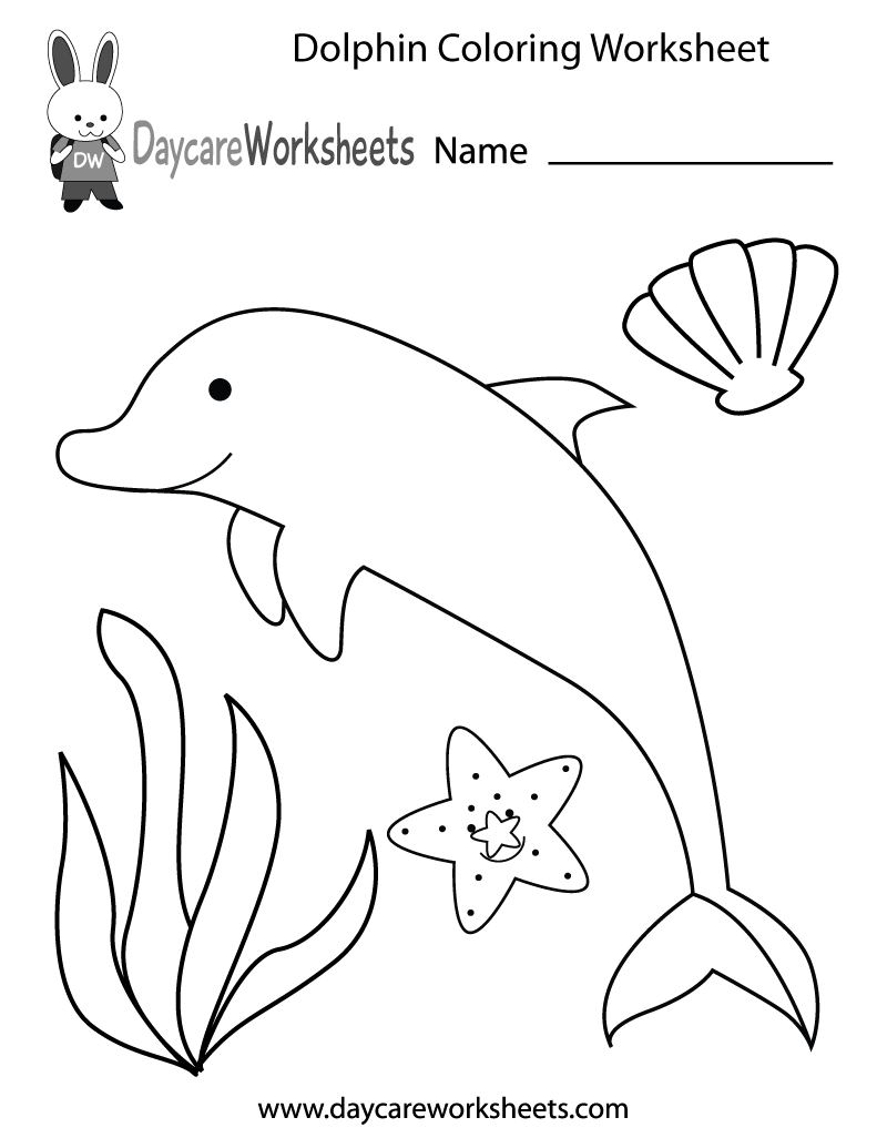 Coloring Worksheets For Preschool