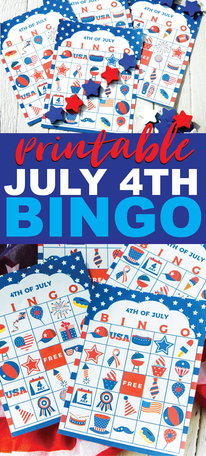 Free Printable 4th Of July