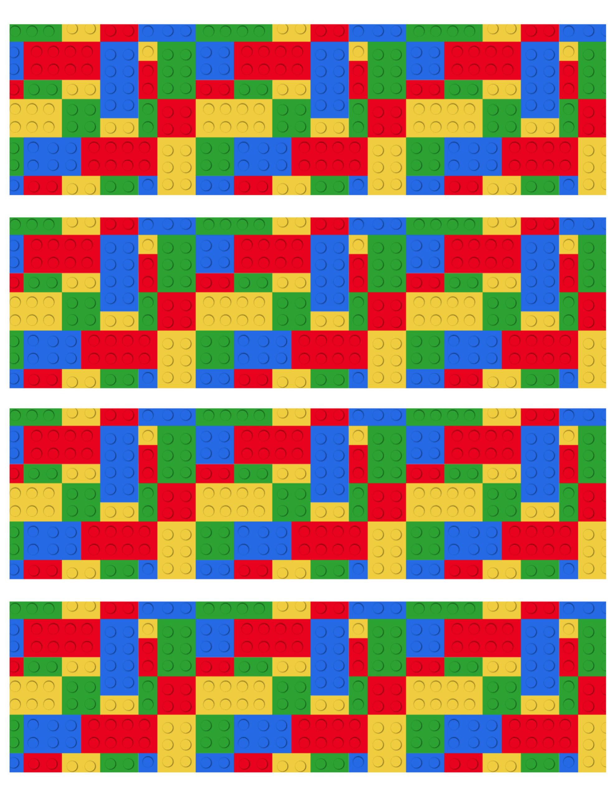 Lego Printables
