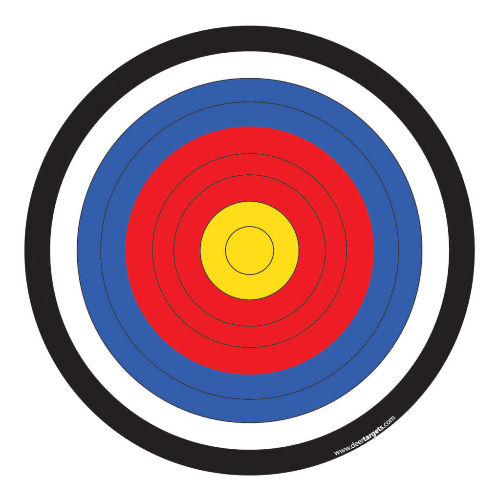 Fun Free Printable Targets ClipArt Best