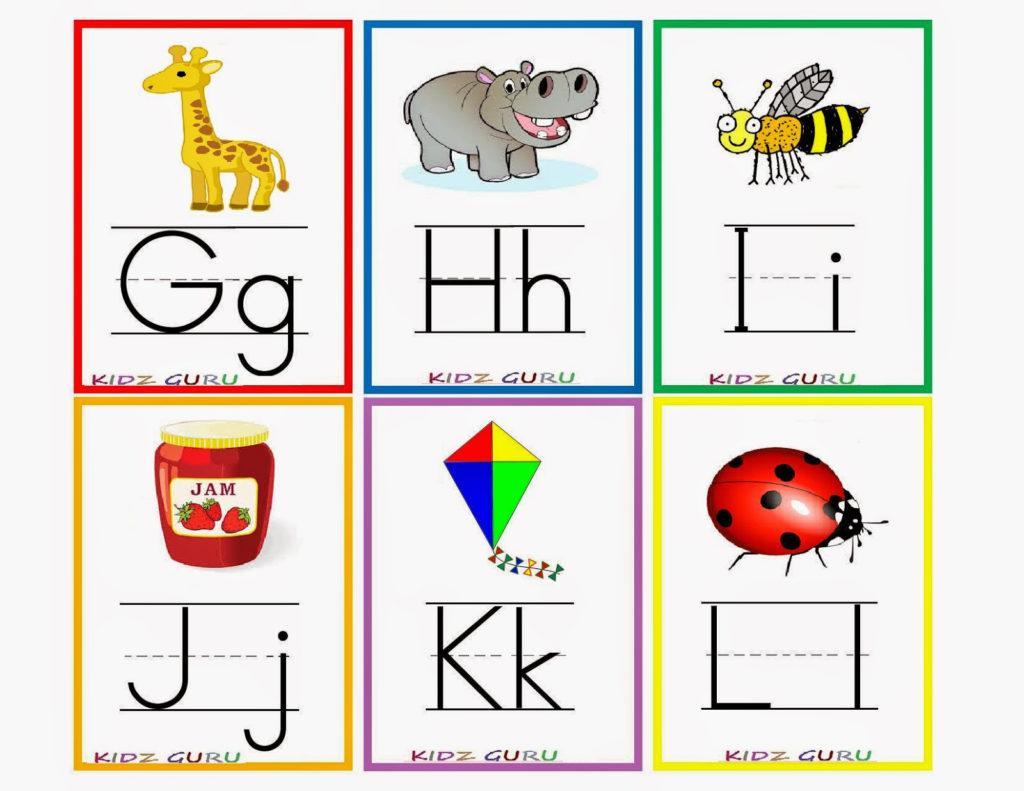 Kindergarten Worksheets Printable Worksheets Alphabet
