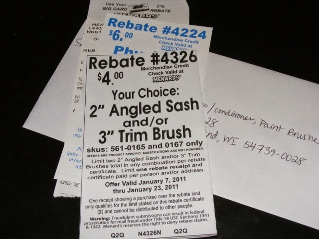 What To Do If I Lost My Menards Rebate