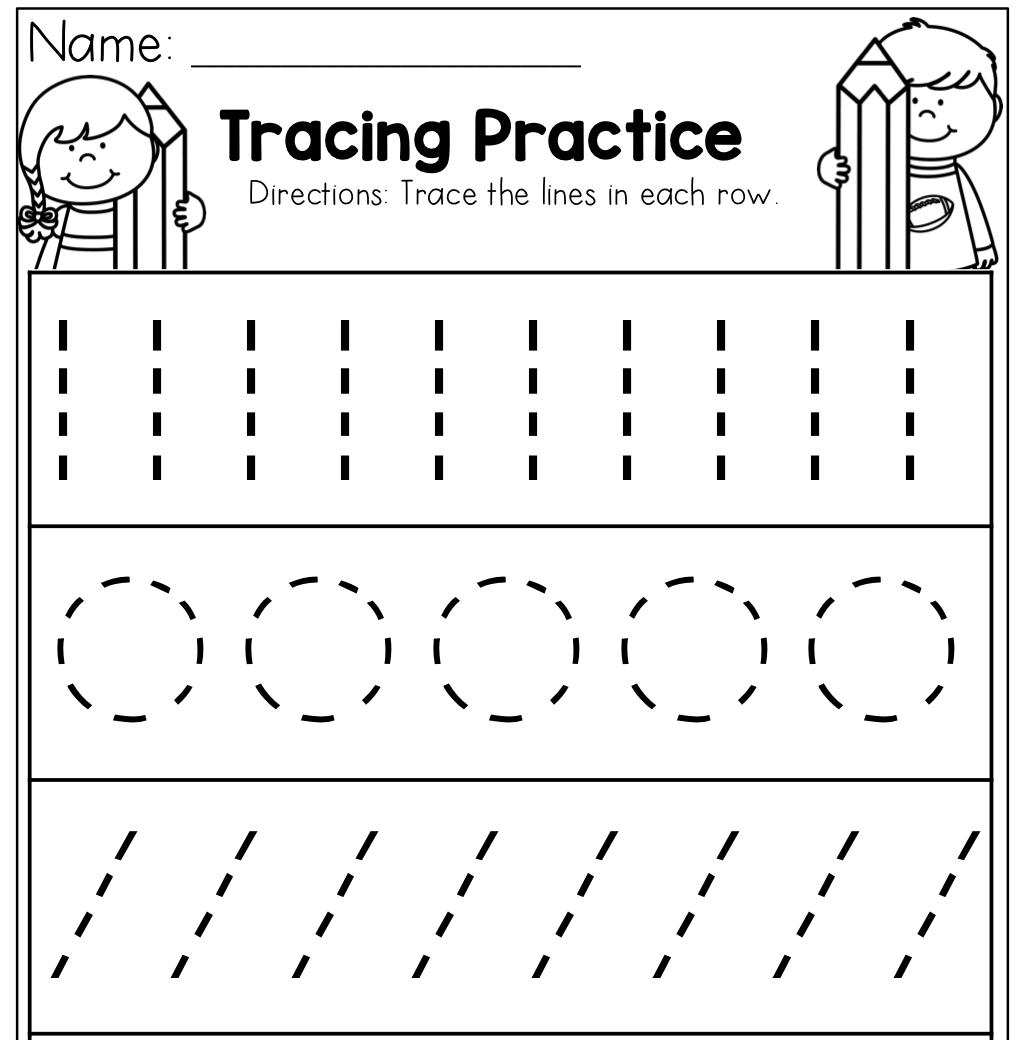 Free Preschool Worksheets