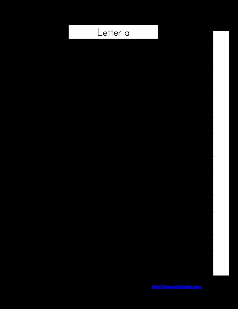 Printable Handwriting Worksheets Templates At