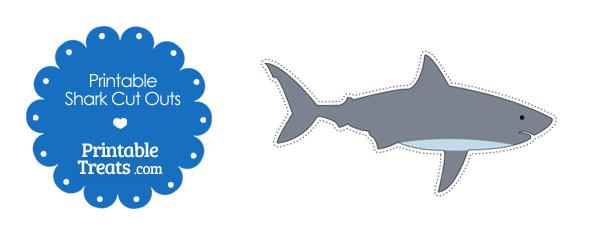 Shark Printables