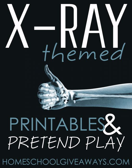 Free X Ray Printables